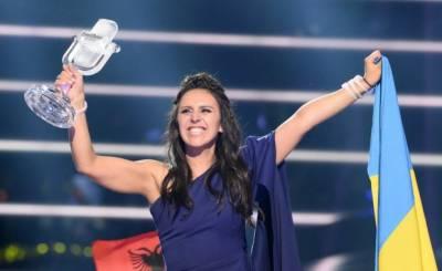 یوکرائن کی حسینہ نے گائیکی کا مقابلہ یورو وژن جیت لیا