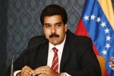 امریکہ اتحادیوں کے حملے کا خدشہ :بچہ بچہ لڑنے کیلئے تیار ہے:صدر وینزویلا