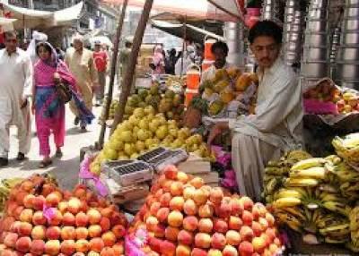رمضان سے پہلے ہی قیمتیں بڑھ گئیں کئی سبزیاں پھل عام آدمی کی پہنچ سے باہر