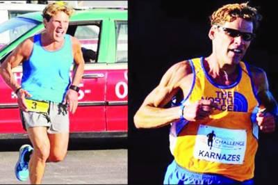 80گھنٹہ سے زائد مسلسل دوڑنے والا امریکی ایتھلیٹ