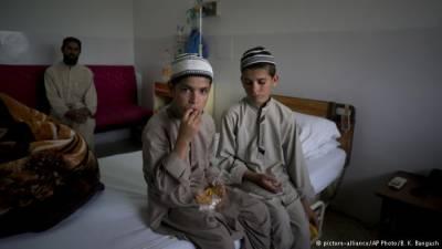 کوئٹہ کے دونوں سولر بچے میڈیکل ٹیسٹوں کیلئے لاہور منتقل