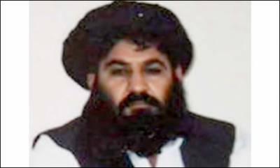 سربراہ افغان طالبان : ملا اختر منصور پر حملہ کیا' امکان ہے مارے گئے : امریکی حکام' پاکستانی علاقے میں نشانہ بنانے کا دعوی