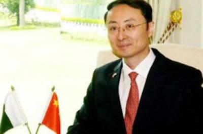 اقتصادی راہداری سے پاکستان کا ایشین ٹائیگر بننے کا خواب پورا ہوگا: چینی سفیر