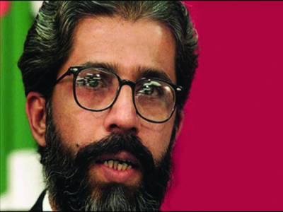 عمران فاروق قتل، ایف آئی اے نے سکاٹ لینڈ یارڈ سے رابطہ نہیں کیا: وزارت داخلہ سرفراز مرچنٹ کے پھروارنٹ گرفتاری جاری