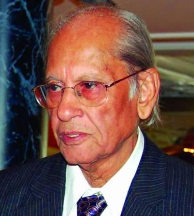 کراچی: ممتاز ادیب ڈاکٹر اسلم فرخی انتقال کر گئے