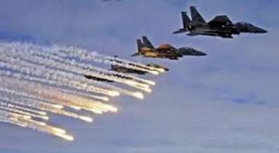 روسی، شامی طیاروں کی بمباری سے47 افراد مارے گئے: آبزرویٹری