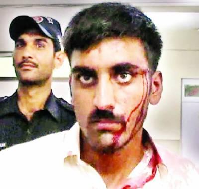 گوجرانوالہ: بخشی خانہ میں جھگڑے کے دوران بلیڈ لگنے سے منشیات کے مقدمہ کا ملزم زخمی