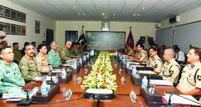 پاکستانی ، بھارتی سرحدی فورسز سیز فائر کی خلاف ورزی نہ کرنے پر متفق