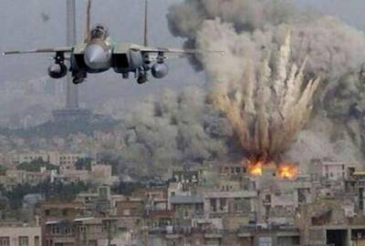 شام میں بمباری' داعش کے 2 خودکش حملے' 60 افراد ہلاک' 140 زخمی