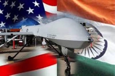 بھارت امریکی کمپنی سے مزید4 جاسوس طیارے خریدے گا، معاہدے پر دستخط