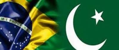 پاکستان اور برازیل کے تجارتی حجم میں نمایاں کمی ہوئی: کلاڈیو لینز