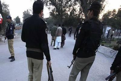 لاہور میں سکیورٹی ہائی الرٹ