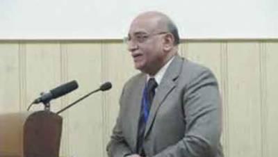 کامیاب آپریشن ضرب عضب کی بدولت جنرل راحیل شریف کو دنیا میں نمبر ون قرار دیا جانا ملک کیلئے باعث افتخار ہے: مجاہد کامران