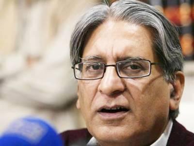 حکومت غیرسنجیدہ ہے' ٹی او آر میں پیشرفت تک کمیٹی اجلاس میں نہیں جائونگا:اعتزاز