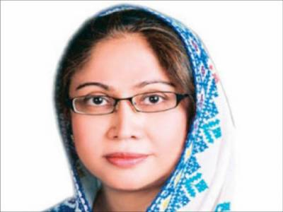 ''آزاد کشمیر الیکشن'' پیپلزپارٹی کی شکست پر فریال تالپور' چودھری ریاض ذمہ دار قرار