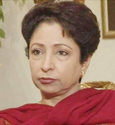 کشمیر کی تحریک فیصلہ کن مرحلے میں داخل ہو گئی، حمایت جاری رکھیں گے : ملیحہ لودھی