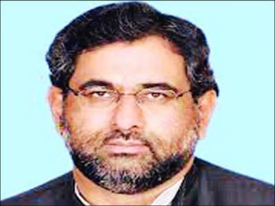عمران خان نے الزام تراشی کا کلچر متعارف کرایا سیاستدان عزت نفس کا لحاظ کریں: شاہد خاقان عباسی