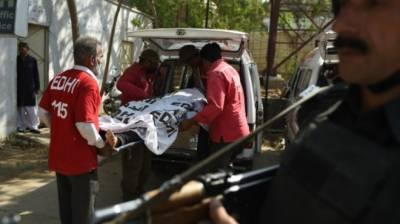 کراچی، نامعلوم افراد کی کلینک میں گھس کر فائرنگ، ہندو ڈاکٹر قتل