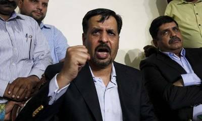 ہمارے بعد کراچی کو لوٹا گیا' کام نہیں ہوئے کچرا اٹھانا وزیراعلیٰ کی ذمہ داری نہیں' مصطفی کمال