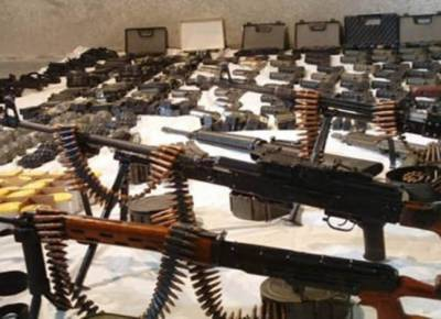 نوشکی: راکٹ لانچر، اسلحہ برآمد: لاہور، کوئٹہ، اسلام آباد میں 201 مشتبہ افراد گرفتار