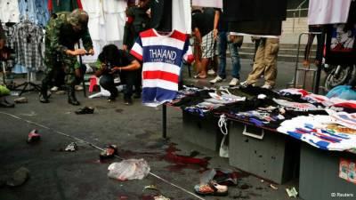 تھائی لینڈ : ساحلی تفریح گاہ پر دو بم دھماکے' خاتون سمیت دو ہلاک' 17 زخمی غیر ملکی سیاح شامل
