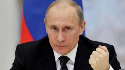 یوکرائن کریمیا میں دہشت گردی کرا رہا ہے : پیوٹن