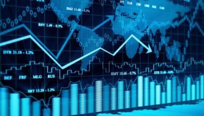 سٹاک مارکیٹ : تیزی کا رجحان برقرار' انڈیکس 55 پوائنٹس بڑھ کر 3961 پر بند