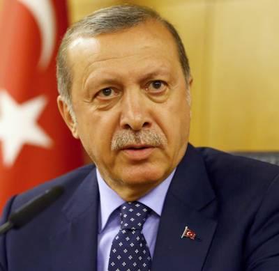 ترک صدر کا اظہار یکجہتی پر خودشکریہ ادا کرنے کے لئے جلد پاکستان آﺅں گا