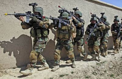 افغانستان: فورسز کی کارروائیاں' جھڑپیں' 20 فوجی اور 22 جنگجو ہلاک