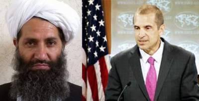 نئے طالبان گروپوں کی تشکیل سے افغان مفاہمتی عمل مزید پیچیدہ ہو گیا : امریکہ