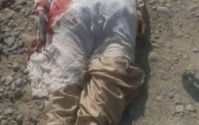 سندر سے نامعلوم نوجوان کی نعش برآمد، قتل کیا گیا