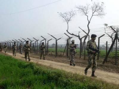 بھارتی فوج کی اشتعال انگیزی جاری، کنٹرول لائن پر پھر فائرنگ، پاکستان کا منہ توڑ جواب