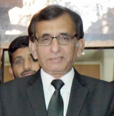 جسٹس منظور ملک کا حامد سعید کاظمی کی درخواست ضمانت پر سماعت سے انکار، معاملہ چیف جسٹس کو بھجوا دیا گیا