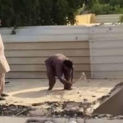 سالانہ نہربندی کے دوران تعمیراتی کام مکمل کئے جائیں : میاں یاور
