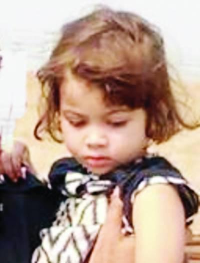 مصطفی آباد: کمسن مغوی بچی بازیاب، مقابلے میں 2 اغوا کار ہلاک، ایک گرفتار