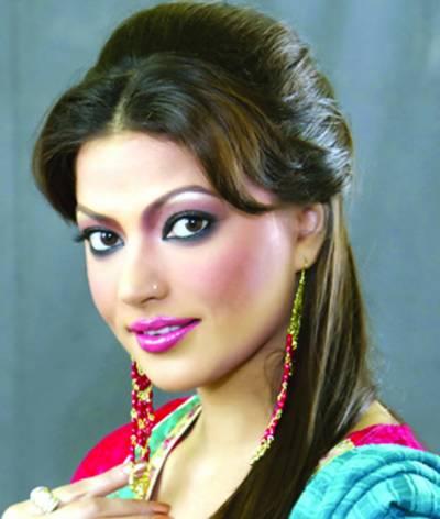 اداکارہ زری شریف کی رہائش گاہ پر مجلس عزا، نیاز کا اہتمام