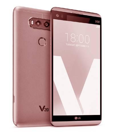 ملٹی میڈیا کی جدید خصوصیات کا حامل ایل جی کا V20 سمارٹ فون متعارف