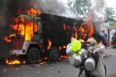 بھارت : گائے کا گوشت کھانے کا الزام' ایک اور مسلمان نوجوان قتل' ....