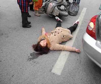 مختلف حادثات میں خاتون سمیت دوافراد جاں بحق ،متعددزخمی