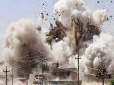 شام :داعش کے 20 جنگجوہلاک :امدادی کاروائیوں کے لئے حلب پر بمباری روک دی