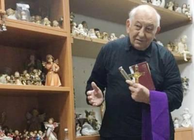 اٹلی کاجن نکالنے والا پادری جانشین کی تلاش میں