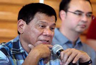 چاہتاہوں 2برس میں امریکی فوجی واپس چلے جائیں: فلپائنی صدر