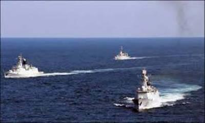 چین آج جنوبی سمندر میں فوجیں مشقیں کرے گا، دیگر جہازوں کو علاقے سے نکلنے کا حکم