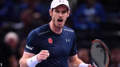 برطانوی ٹینس سٹار اینڈی مرے عالمی نمبر ایک کھلاڑی بن گئے
