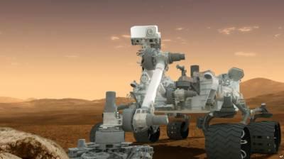 مریخ پر کیورسٹی کا پہلا حملہ پراسرار چیز لیزر شعاعوں سے تباہ کر دی