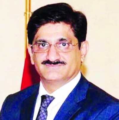 کراچی کے امن پر سمجھوتہ نہیں ہوگا' سٹریٹ کرائم کیخلاف کارروائی کی جائے: مراد شاہ