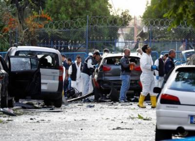ترکی: بم دھماکہ' ضلعی گورنر سمیت 3 زخمی' فضائیہ کے سینکڑوں سابق پائلٹس کو ڈیوٹی پر بلا لیا