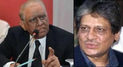 عشرت العباد نے صدر کو استعفیٰ پیش کردیا سعید الزماں صدیقی آج گورنر سندھ کا حلف لیںگے