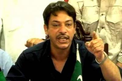 ملیرمیں عوام پر تشدد کرنے والوں کو شرم آنی چاہئے، فیصل عابدی