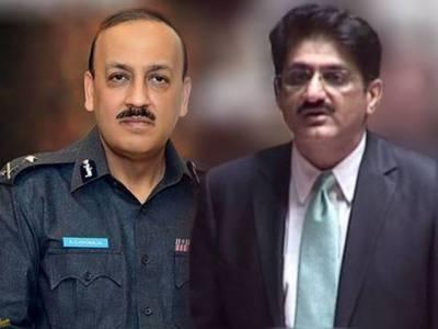 مراد علی شاہ نے آئی جی سندھ کو وزیر اعلیٰ ہاﺅس بلاکر کلفٹن سے ملنے والے اسلحہ کی تفصیل معلوم کیں